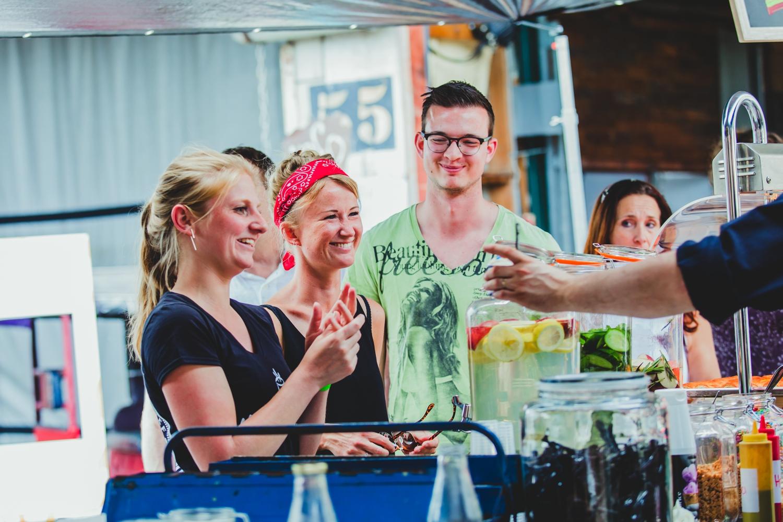 Iced Tea favoriet tijdens zomers fesTEAval '17